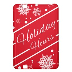 Winter Holiday Hours Kindle Fire Hd 8 9