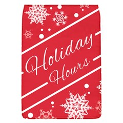 Winter Holiday Hours Flap Covers (s)
