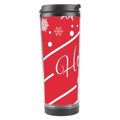 Winter Holiday Hours Travel Tumbler