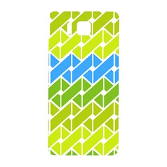 Link Pattern Samsung Galaxy Alpha Hardshell Back Case