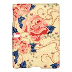 Beautiful Pink Roses Samsung Galaxy Tab S (10 5 ) Hardshell Case