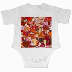 Abstract Abstraction Pattern Moder Infant Creepers