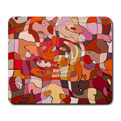 Abstract Abstraction Pattern Moder Large Mousepads