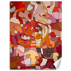 Abstract Abstraction Pattern Moder Canvas 36  X 48