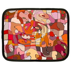 Abstract Abstraction Pattern Moder Netbook Case (large)