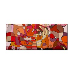 Abstract Abstraction Pattern Moder Cosmetic Storage Cases