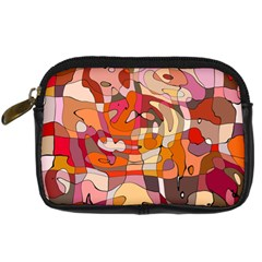 Abstract Abstraction Pattern Moder Digital Camera Cases