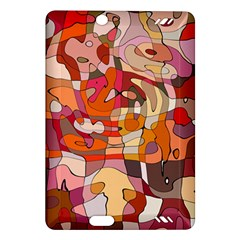 Abstract Abstraction Pattern Moder Amazon Kindle Fire Hd (2013) Hardshell Case