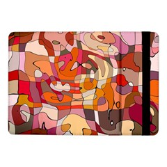 Abstract Abstraction Pattern Moder Samsung Galaxy Tab Pro 10 1  Flip Case