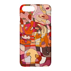 Abstract Abstraction Pattern Moder Apple Iphone 7 Plus Hardshell Case