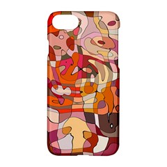 Abstract Abstraction Pattern Moder Apple Iphone 7 Hardshell Case
