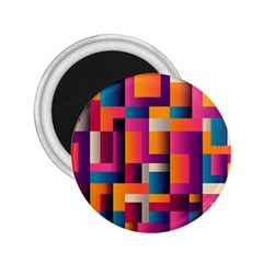 Abstract Background Geometry Blocks 2 25  Magnets