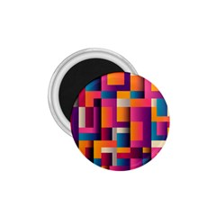 Abstract Background Geometry Blocks 1 75  Magnets
