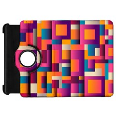 Abstract Background Geometry Blocks Kindle Fire Hd 7