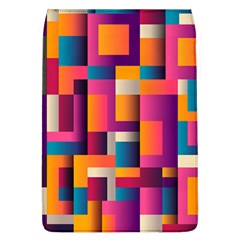Abstract Background Geometry Blocks Flap Covers (l)