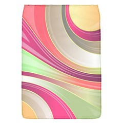 Abstract Colorful Background Wavy Flap Covers (s)