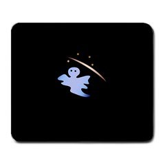 Ghost Night Night Sky Small Sweet Large Mousepads