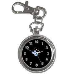 Ghost Night Night Sky Small Sweet Key Chain Watches