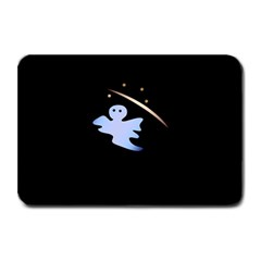Ghost Night Night Sky Small Sweet Plate Mats