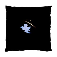 Ghost Night Night Sky Small Sweet Standard Cushion Case (one Side)