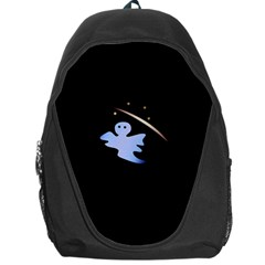 Ghost Night Night Sky Small Sweet Backpack Bag
