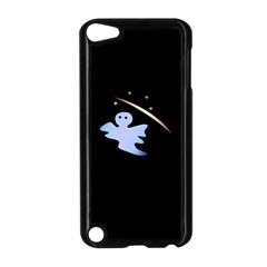 Ghost Night Night Sky Small Sweet Apple Ipod Touch 5 Case (black)
