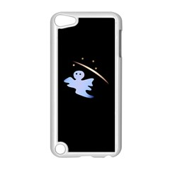 Ghost Night Night Sky Small Sweet Apple Ipod Touch 5 Case (white)
