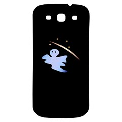 Ghost Night Night Sky Small Sweet Samsung Galaxy S3 S Iii Classic Hardshell Back Case