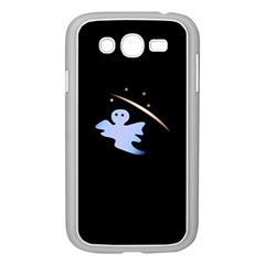 Ghost Night Night Sky Small Sweet Samsung Galaxy Grand Duos I9082 Case (white)