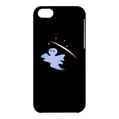 Ghost Night Night Sky Small Sweet Apple Iphone 5c Hardshell Case