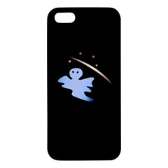Ghost Night Night Sky Small Sweet Iphone 5s/ Se Premium Hardshell Case