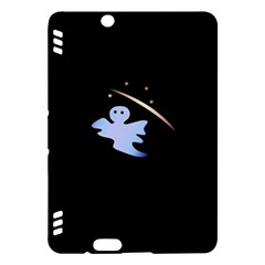 Ghost Night Night Sky Small Sweet Kindle Fire Hdx Hardshell Case