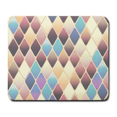 Abstract Colorful Background Tile Large Mousepads