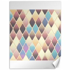 Abstract Colorful Background Tile Canvas 36  X 48