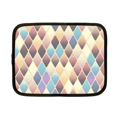 Abstract Colorful Background Tile Netbook Case (small)