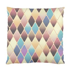 Abstract Colorful Background Tile Standard Cushion Case (one Side)