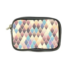 Abstract Colorful Background Tile Coin Purse