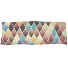 Abstract Colorful Background Tile Body Pillow Case Dakimakura (two Sides)