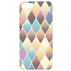 Abstract Colorful Background Tile Apple Iphone 5 Classic Hardshell Case