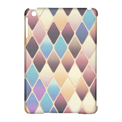 Abstract Colorful Background Tile Apple Ipad Mini Hardshell Case (compatible With Smart Cover)