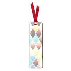Abstract Colorful Background Tile Small Book Marks