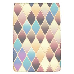 Abstract Colorful Background Tile Flap Covers (s)