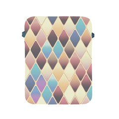 Abstract Colorful Background Tile Apple Ipad 2/3/4 Protective Soft Cases