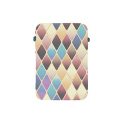 Abstract Colorful Background Tile Apple Ipad Mini Protective Soft Cases