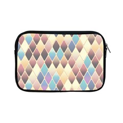Abstract Colorful Background Tile Apple Ipad Mini Zipper Cases