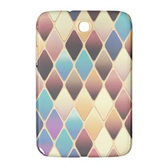 Abstract Colorful Background Tile Samsung Galaxy Note 8 0 N5100 Hardshell Case