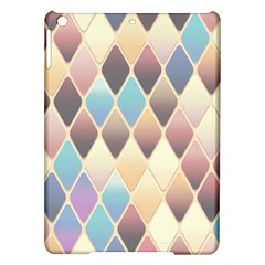 Abstract Colorful Background Tile Ipad Air Hardshell Cases