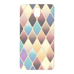 Abstract Colorful Background Tile Samsung Galaxy Note 3 N9005 Hardshell Back Case