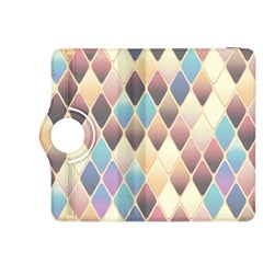 Abstract Colorful Background Tile Kindle Fire Hdx 8 9  Flip 360 Case
