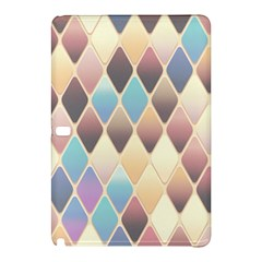 Abstract Colorful Background Tile Samsung Galaxy Tab Pro 10 1 Hardshell Case
